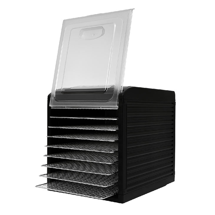 Лотки и прозрачная дверца у Rawmid Dream Vitamin DDV-10-black