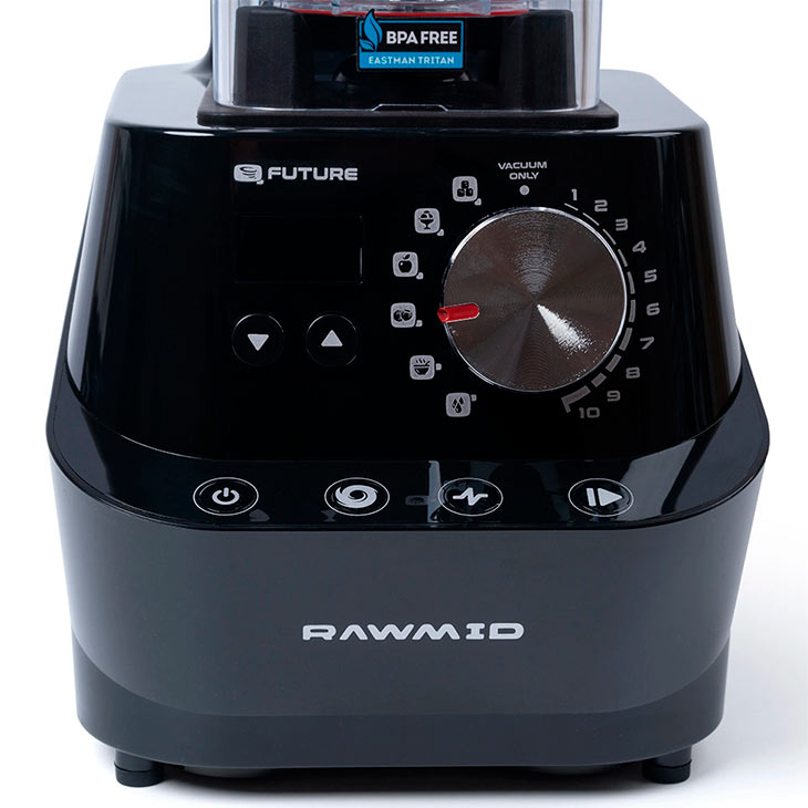 Панель управления у RAWMID Future RFB-02