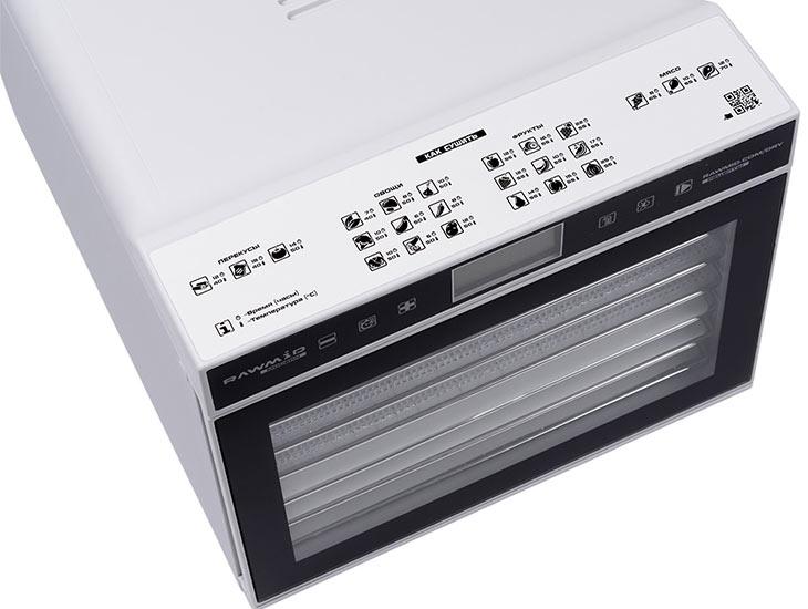 Панель управления у Rawmid Modern RMD-07-white
