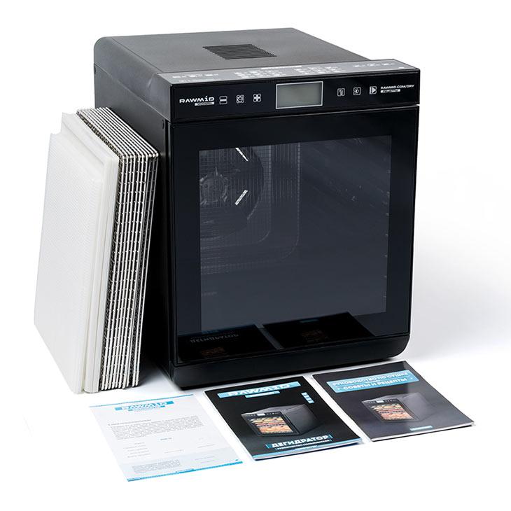 Комплектация Rawmid Modern RMD-10-black