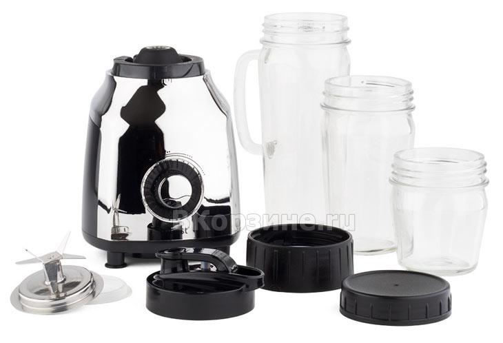 Стандартная комплектация Tribest Personal Blender Glass PBG-5050